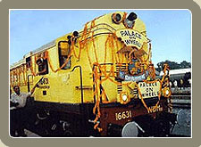 Palace on Wheels, Luxury Trains India