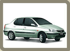 Tata Indigo, Luxury Car Rental in India
