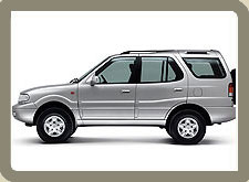 Tata Safari, India Luxury Car Rental Service