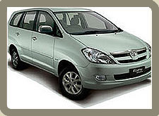 Toyota Innova, Indian Luxury Cars